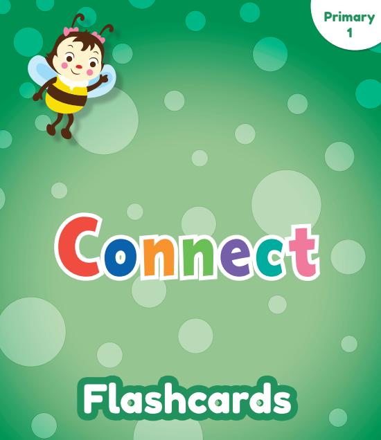 جميع الفلاش كاردز انجليزى اولى إبتدائى الترم الأول  Connect English T1 Pri1 Flash Cards