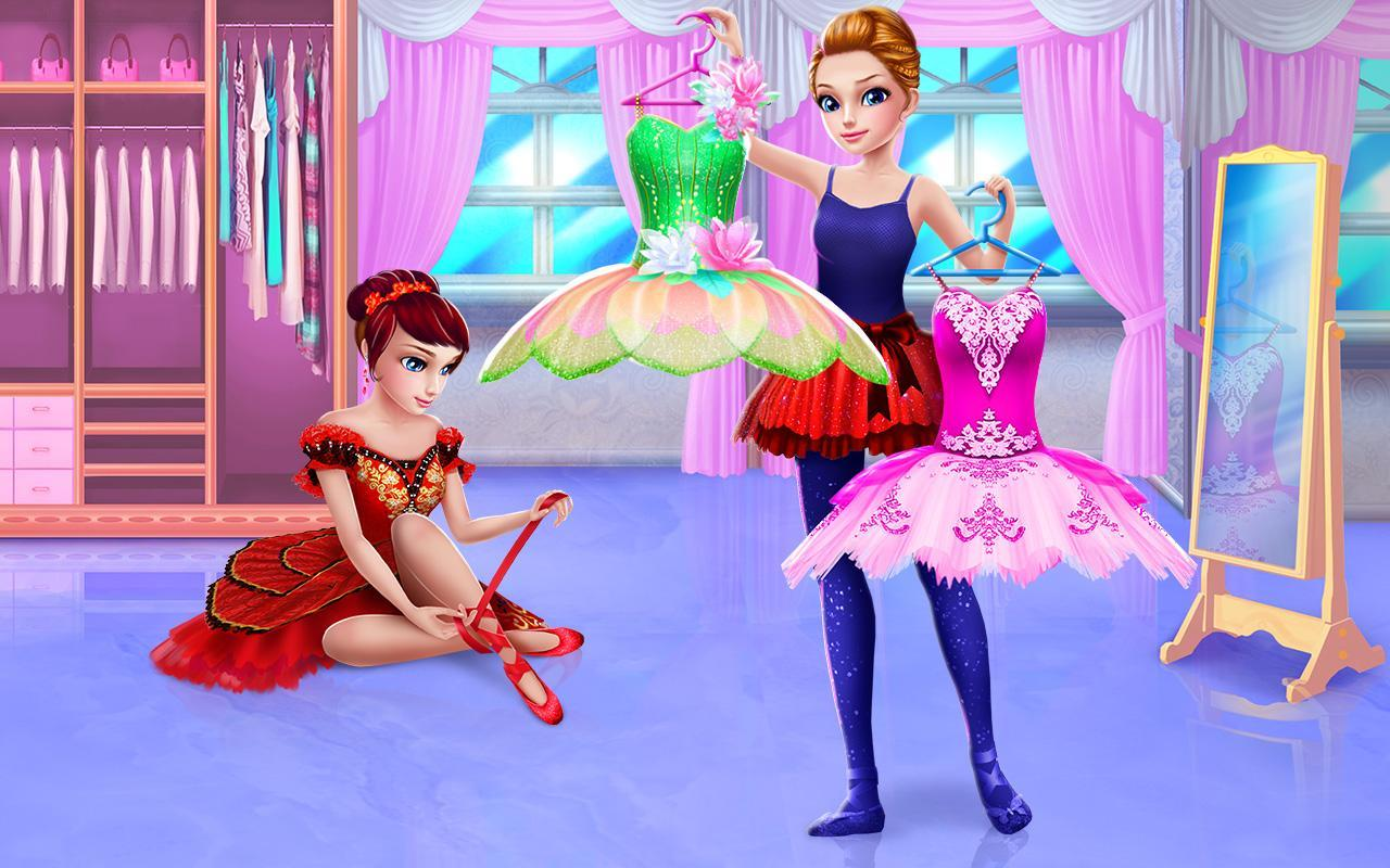 راقصة البالية