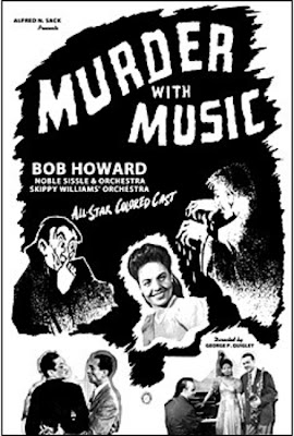 Tonights Feature Is A Tasty Little Morsel From 1941 And Great Way For Us To Help Celebrate Black History Month Called Murder With Music