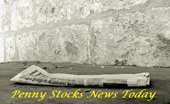 penny stock news today