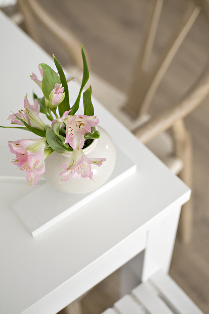 5 Detalles primaverales para un salón más ligero y acogedor // 5 Small spring details to make your living-room lighter and cheerful and welcoming