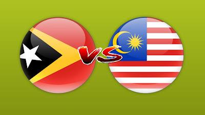 Live Streaming Timor Leste vs Malaysia Kelayakan Piala Dunia 11.6.2019