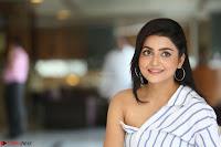 Avantika Mishra in One Shoulder Crop Top and Denim Jeggings ~  Exclusive 079.JPG