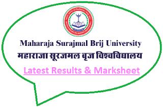 Brij University Results 2020