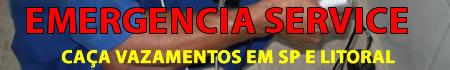 Emergencia Service Caça Vazamentos em SP