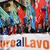 Manifestazione sindacati a Reggio Calabria: presente anche Polistena