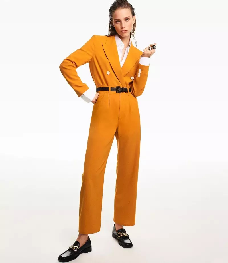 Zara 'The Clean Cut' Spring/Summer 2020 Lookbook