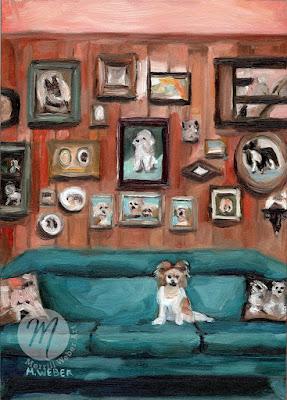 dog-groomer-room-interior-painting-merrill-weber