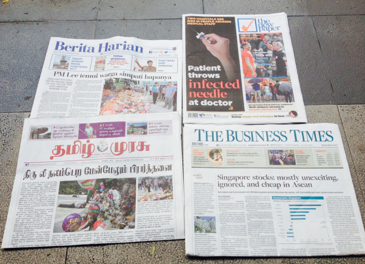 So What If The Straits Times Is Biased? | Libertarian Society Singapore