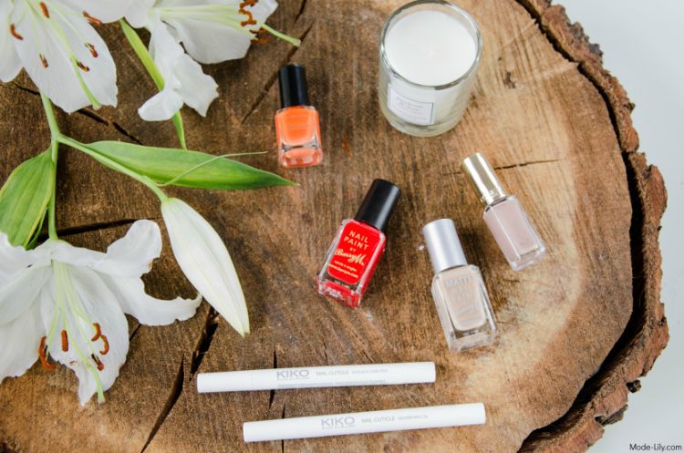 Project Me Time: Do your nails