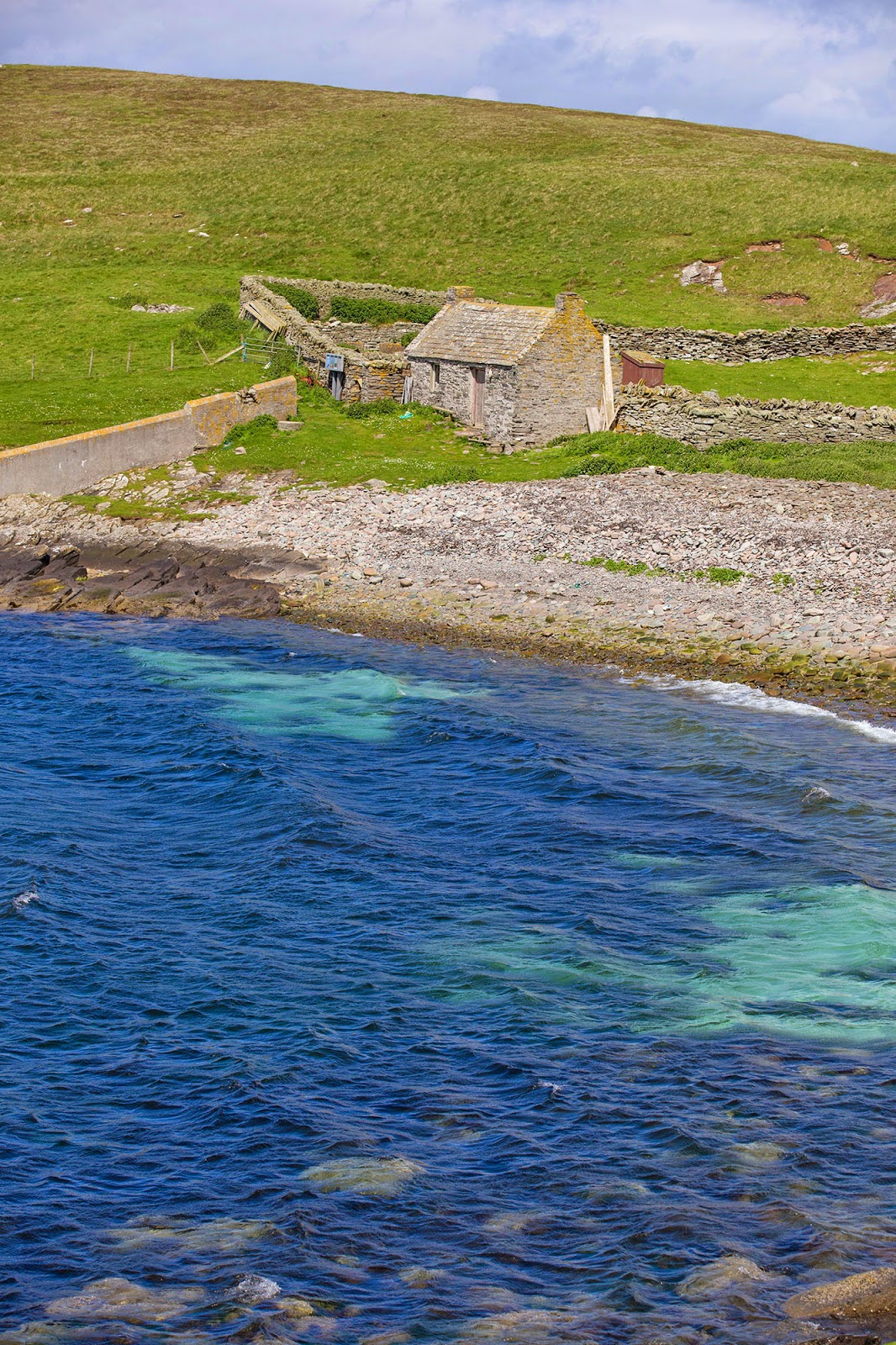 Mousa, The Shetland Islands, Scotland