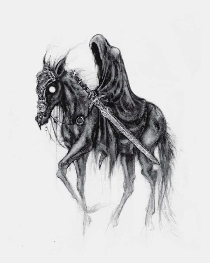 04-LOTR-inspired-horse-Brian-Serway-www-designstack-co