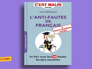 Télécharger : L'anti-fautes de français en pdf
