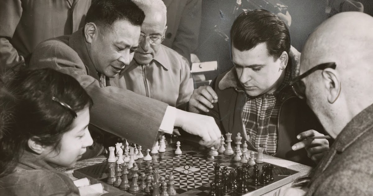 Chinese American Eyes Yun Gee And The Tri King Checker