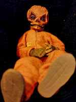 NECA Trick R Treat Sam Clothed Action Figure