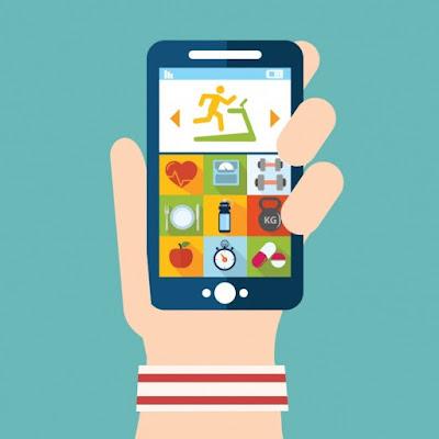 Aplikasi olahraga memungkinkan Anda mengontrol jadwal olahraga Anda
