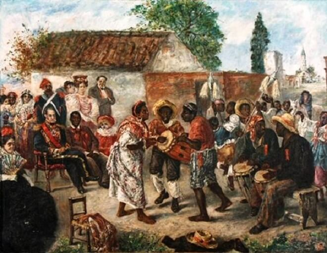 Afro-argentina