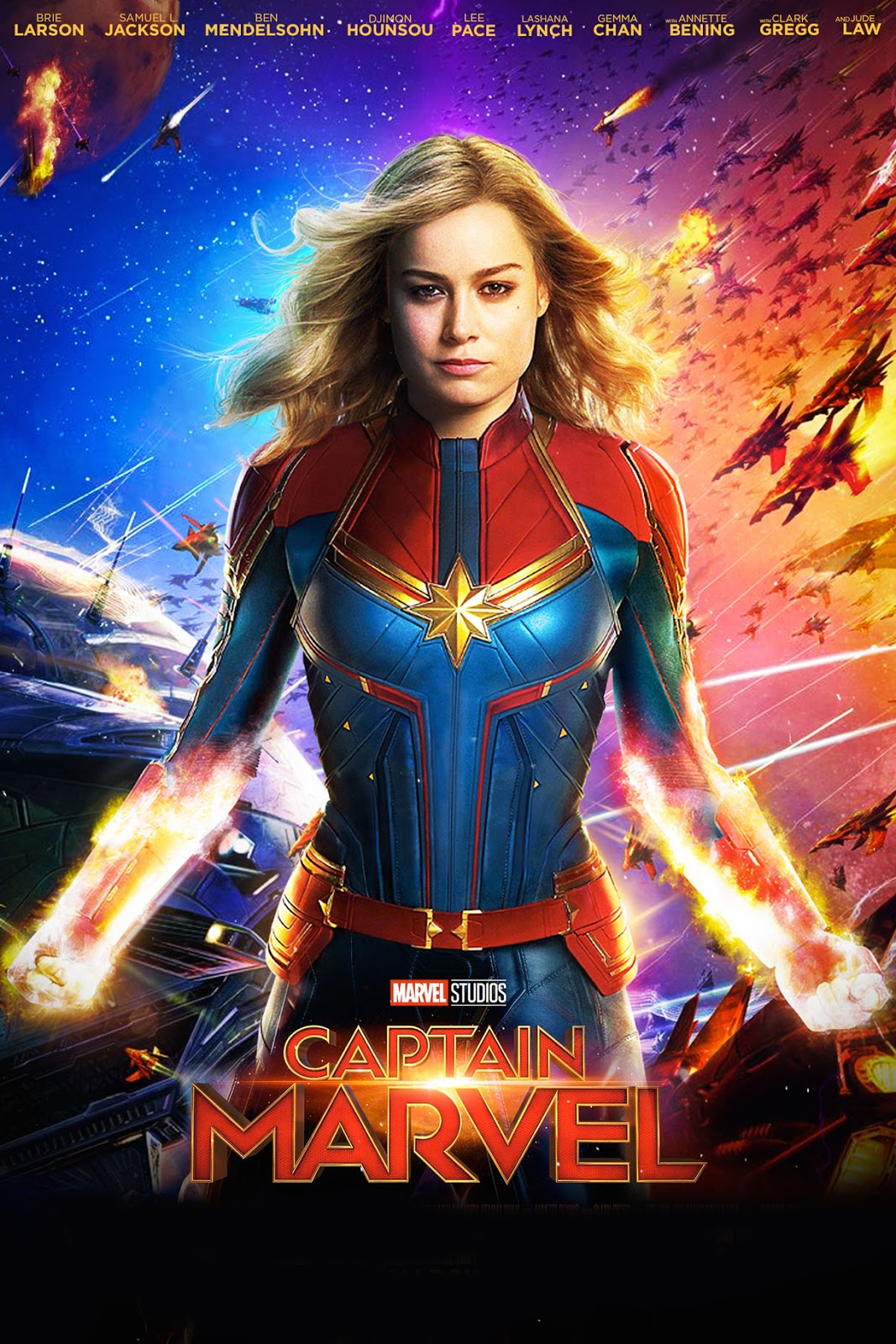 Captain Marvel [2019] [DVDR] [NTSC] [Latino]