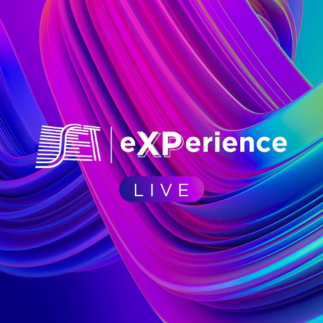 SET eXPerience LIVE: O maior debate online sobre temas do mercado de mídia e entretenimento