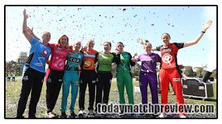 Today BBL 22nd Match Prediction Sydney Thunder Women vs Hobart Hurricanes Women