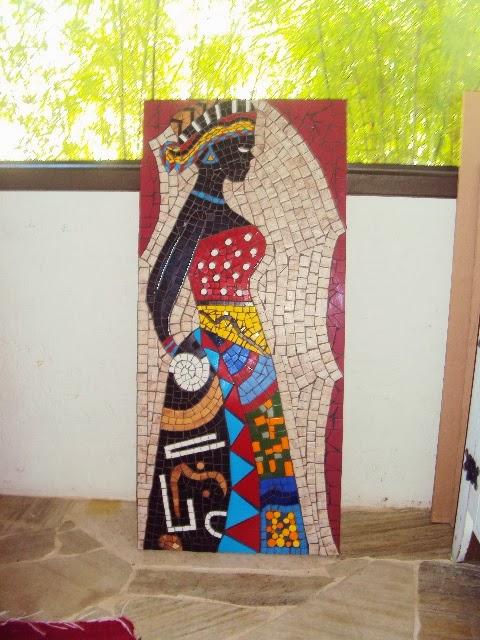 Arte Mosaicos: Africanas de Mosaicos
