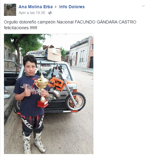 Facundo Gándara Castro