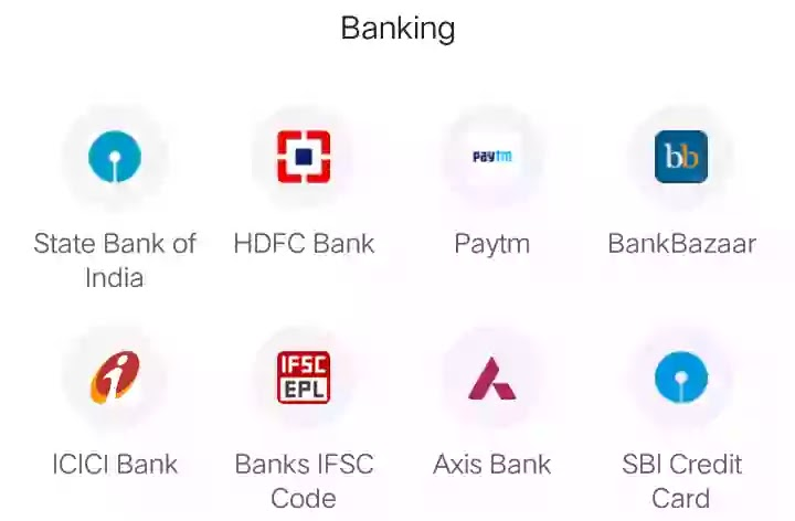Top banking sites in India 2020