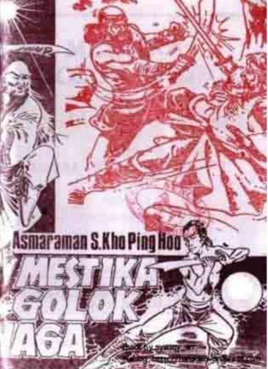 Cerita silat Mestika Golok Naga karya kho ping hoo