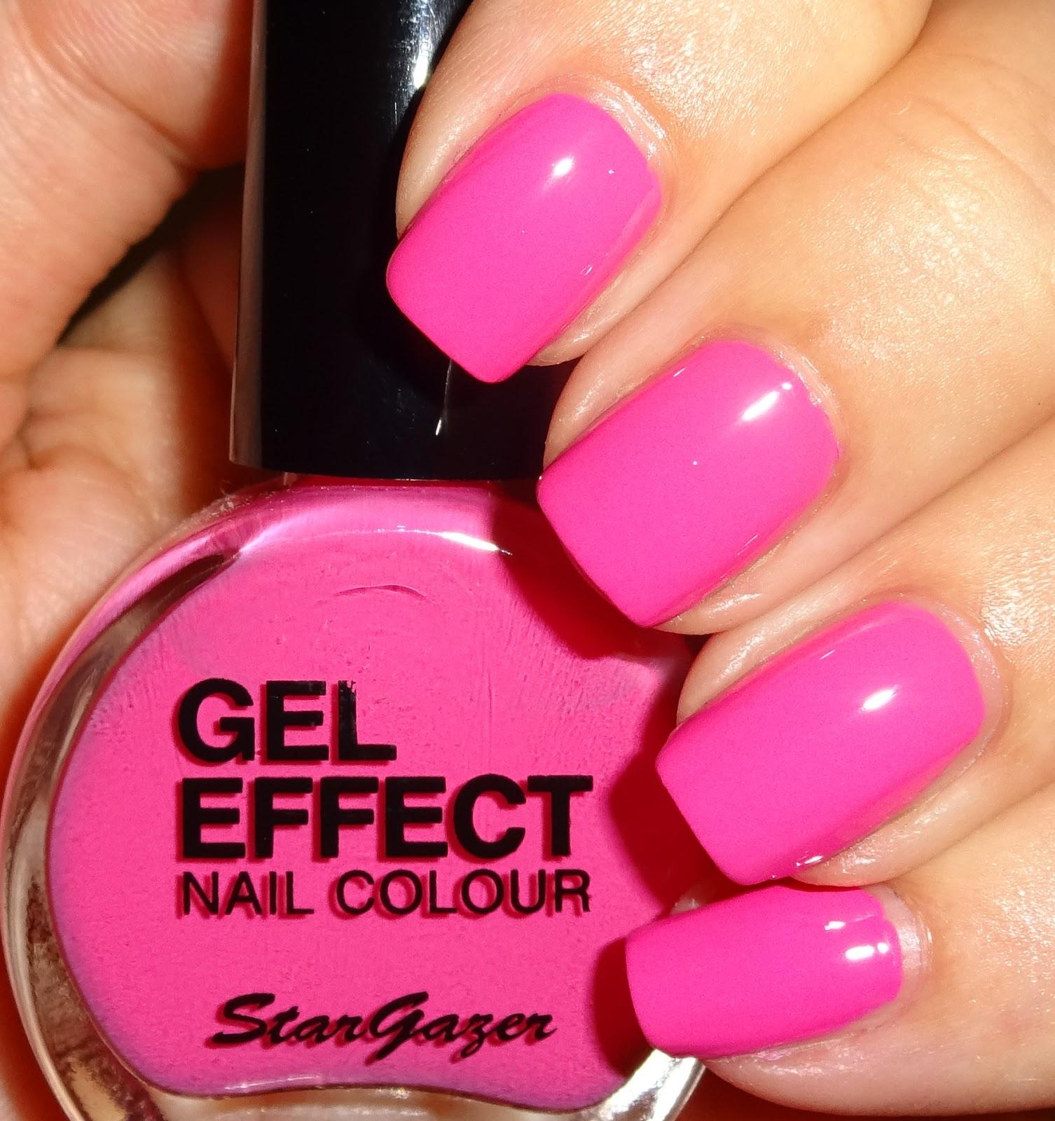 Wendy\'s Delights: Stargazer Gel Effect Nail Polish - Cute