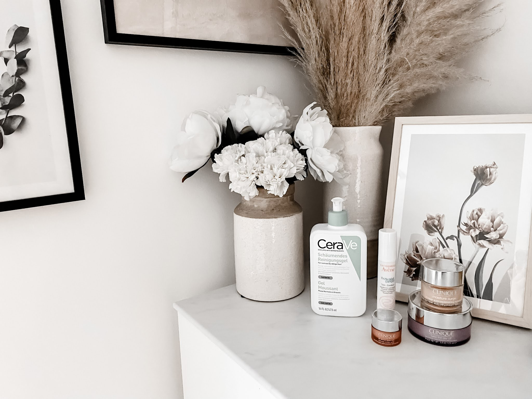 Skincare Products That Actually Work, Clinique Avene CeraVe