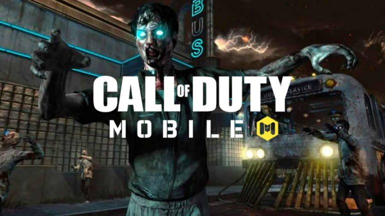Zombies game mode, Call of Duty: Mobile.