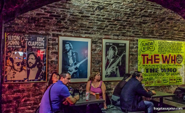 The Cavern Club, Liverpool, Inglaterra