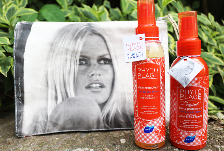 Summer Hair Saviours: Phyto Plage Protective Sun Veil & Protective Sun Oil review