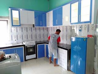 Kitchen Set Madiun