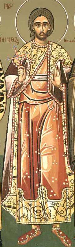 Άγιοι Μάρτυρες, εραστές της Θεότητος! Υάκινθος, ο Άγιος της αγάπης!  03 Ιουλίου