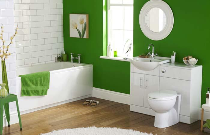 banyo rengi nasıl olmalı