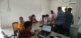 IAS Srushti Deshmukh in Gadarwara
