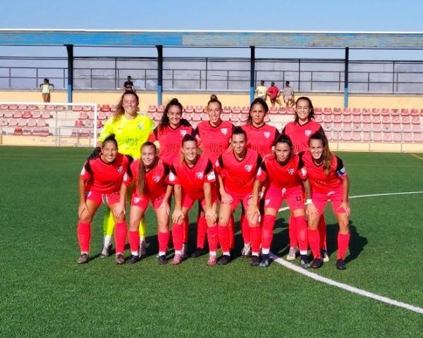 El Málaga CF Femenino conocerá su rival en la Copa de la Reina este viernes