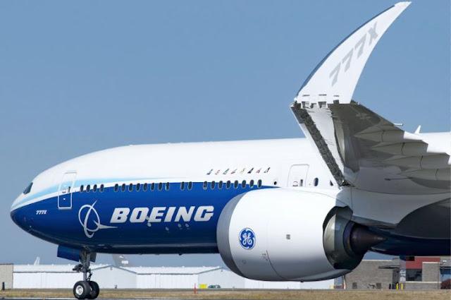 Boeing 777-8 Specs