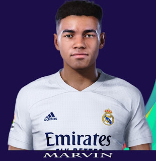PES 2021 Faces Marvin Park by Rachmad ABs