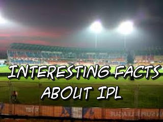 Top 10 Interesting facts about IPL 2020 : Indian Premier League