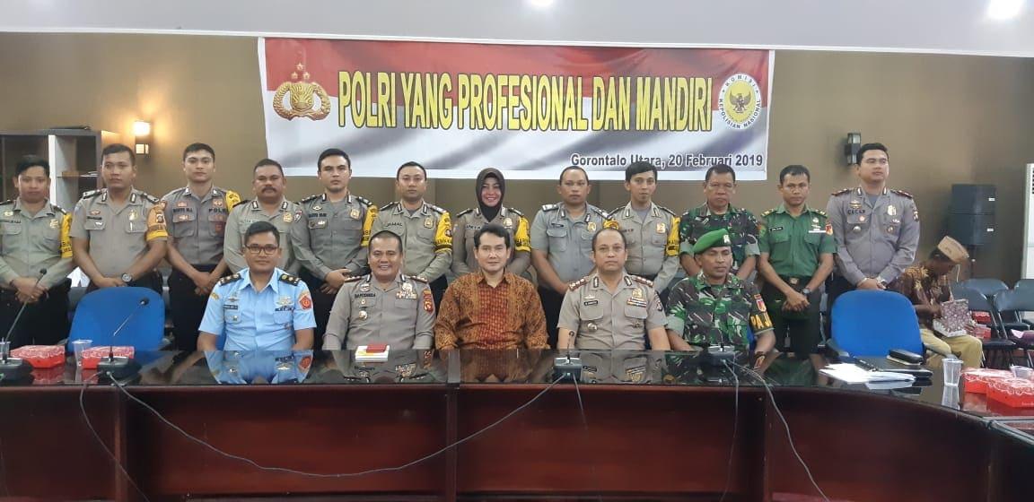 Kompolnas Dukung Pembentukan Polres Gorontalo Utara