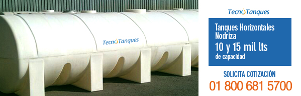 Tanques Horizontales