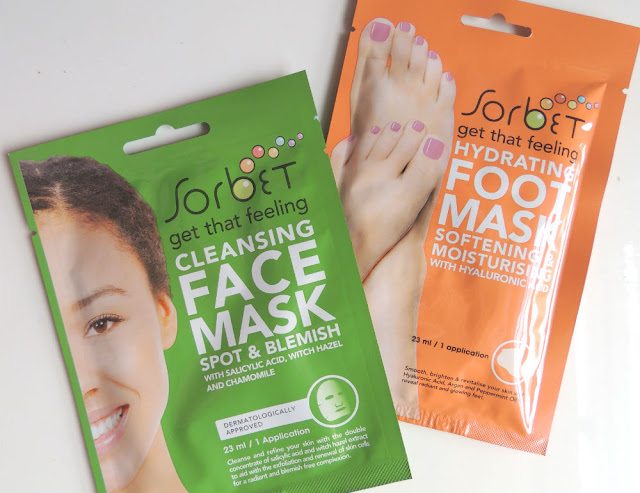 Clicks and Dischem Beauty Haul || Sorbet Masks || Jane Wonder