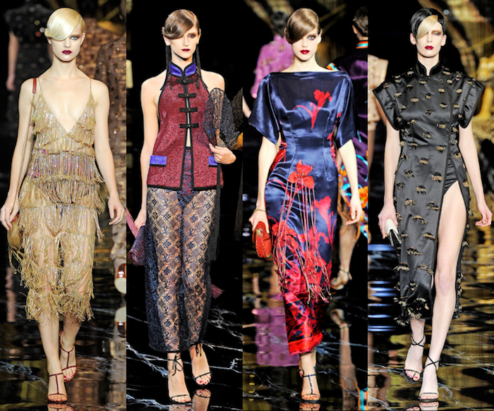 Louis Vuitton by Marc Jacobs SS 2011