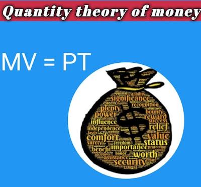 Quantity theory of money equation in economics - Economicstool