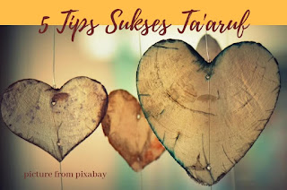 5 tips untuk ta'aruf dan penjelasananya