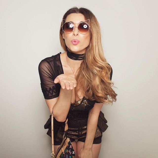 Profil Biografi Dj Ayla Simone Serta Foto Terbaru Paling Hot