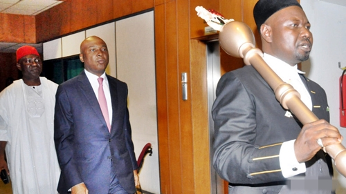 How Senate Rules were 'Amended' for Saraki and Ekweremadu - N'Assembly Clerk Reveals to Police