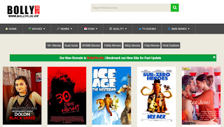 Bollyflix 2021 – Illegal HD Movies Download Website